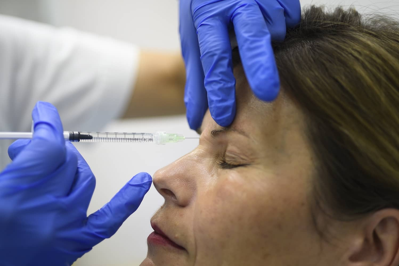 injekcija botoksa